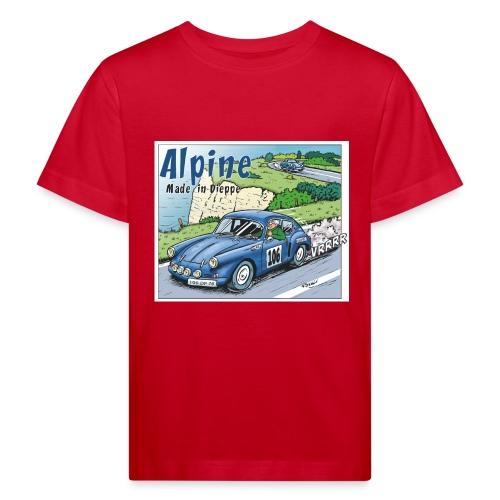Polete en Alpine 106 - T-shirt bio Enfant