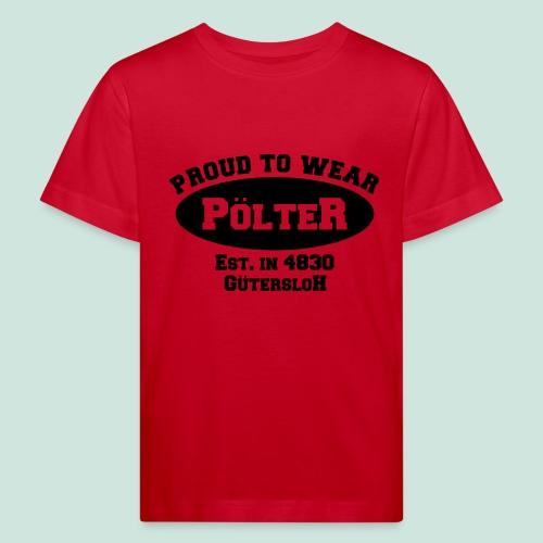 Pölter - Kinder Bio-T-Shirt
