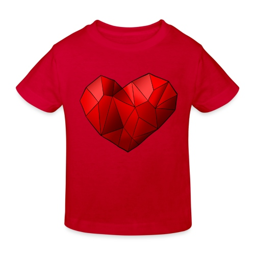 Heartart - Kids' Organic T-Shirt