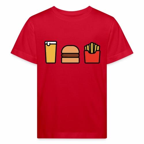 Meal Deal - Kids' Organic T-Shirt