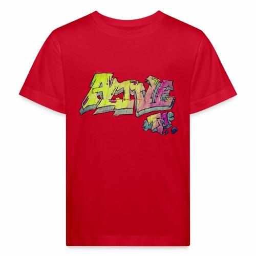 ALIVE TM Collab - Kids' Organic T-Shirt