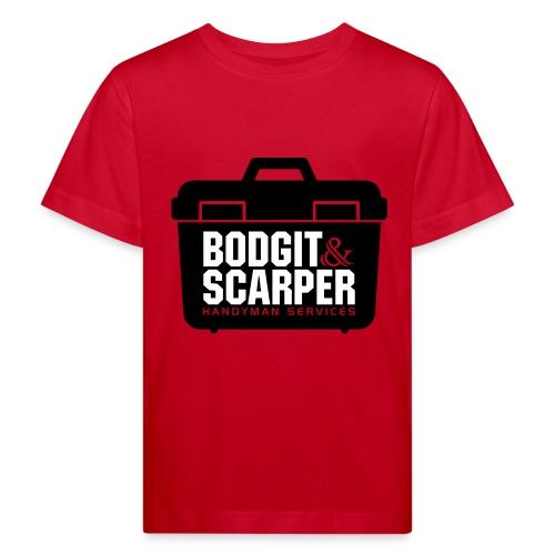 Bodgit & Scarper - Kids' Organic T-Shirt