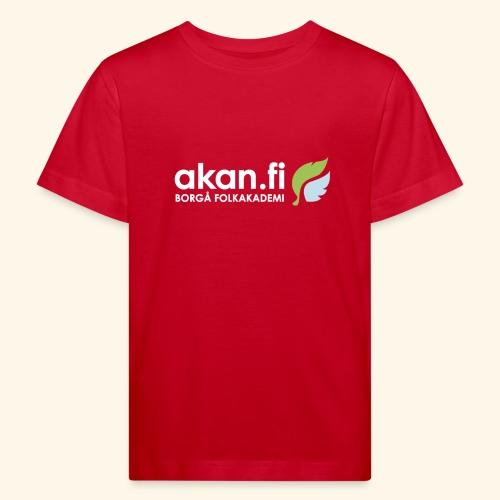 Akan White - Ekologisk T-shirt barn