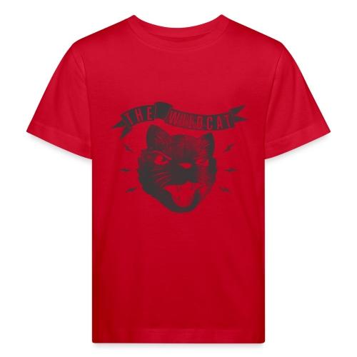 The Wildcat - Kinder Bio-T-Shirt