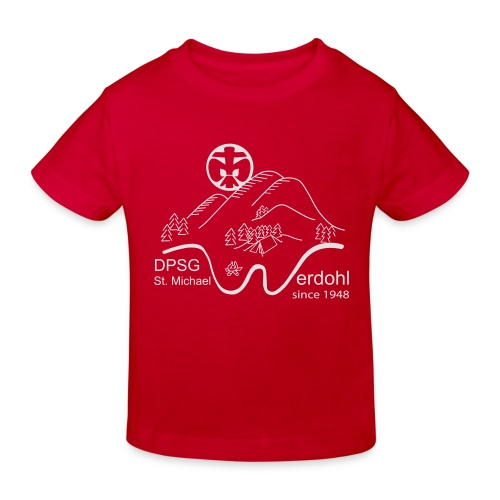 Logo Pulli Jubi Sw - Kinder Bio-T-Shirt