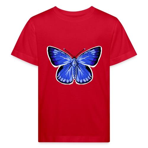 vlinder2_d - Kinderen Bio-T-shirt