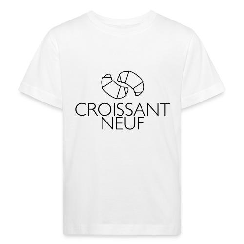 Croissaint Neuf - Kinderen Bio-T-shirt