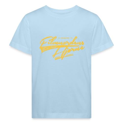 Label 8 GUL - Organic børne shirt