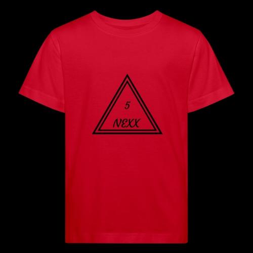 5nexx triangle - Kinderen Bio-T-shirt
