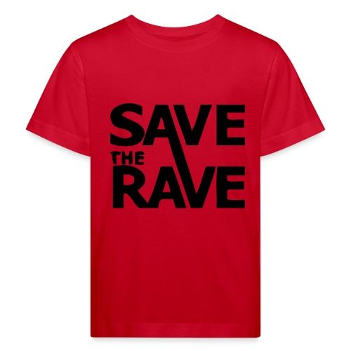savetheravefantazia - Kids' Organic T-Shirt