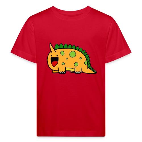 cute-dinosaur-clipart-panda-free-clipart-images-Yj - Maglietta ecologica per bambini