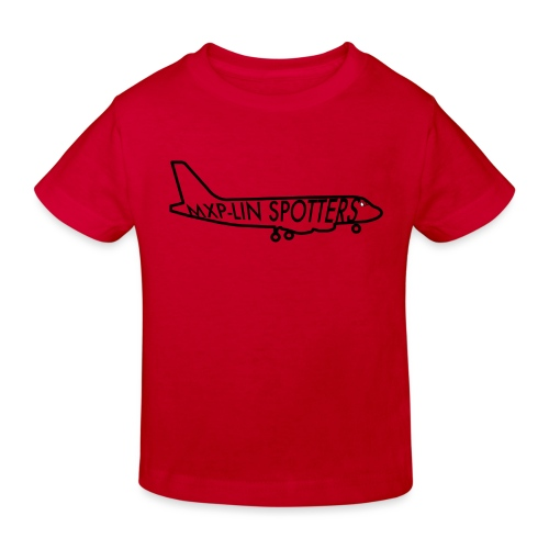 mxp lin shirt 18 - Maglietta ecologica per bambini