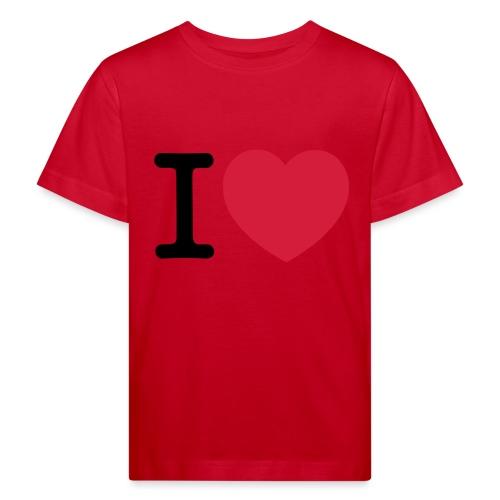 tekening - Kinderen Bio-T-shirt