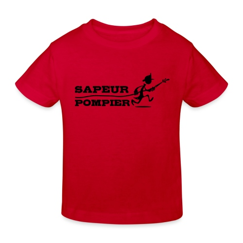 sapeurpompier - T-shirt bio Enfant