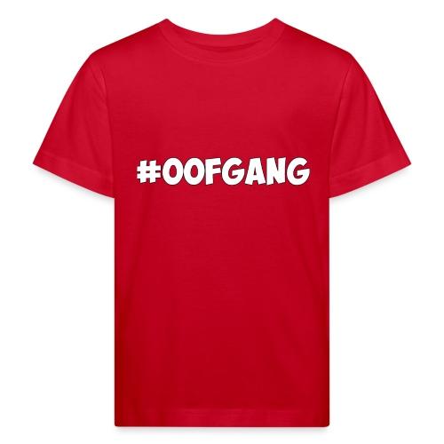 #OOFGANG MERCHANDISE - Kids' Organic T-Shirt