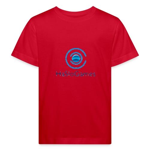 HasloGames Producten officieel logo - Kinderen Bio-T-shirt