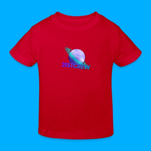 PurpleSaturn T-Shirt Design - Kids' Organic T-Shirt