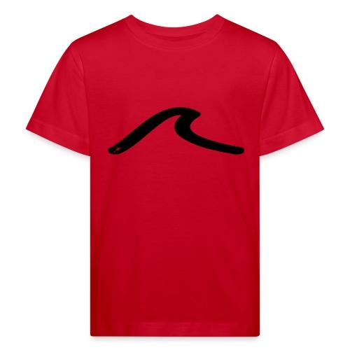 la vague multicolors - T-shirt bio Enfant