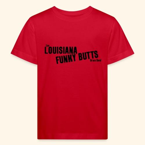Logo LFB-BrassBand_breit - Kinder Bio-T-Shirt