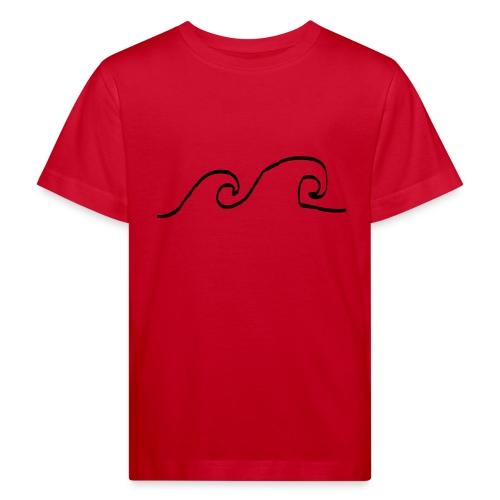Waves - Kinderen Bio-T-shirt