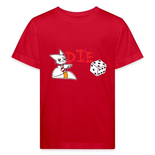 DIE - Kids' Organic T-Shirt