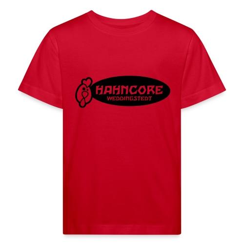 hahncore_sw_nur - Kinder Bio-T-Shirt