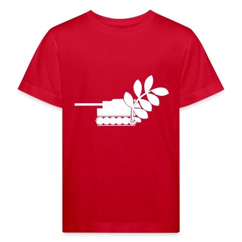 Global Campaign on Military Spending Logo v1 - Kids' Organic T-Shirt
