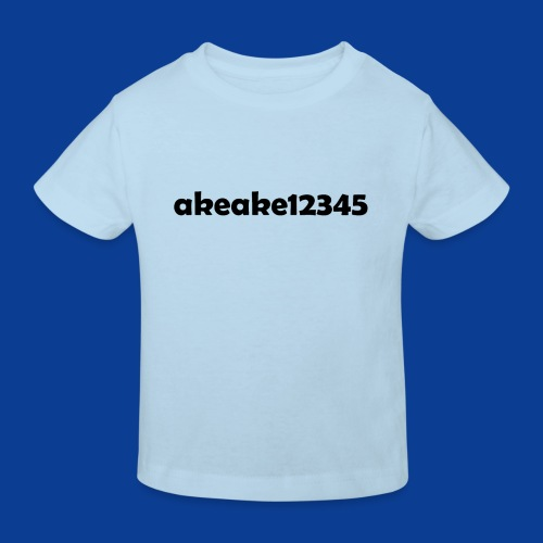 My new shirt - Kids' Organic T-Shirt
