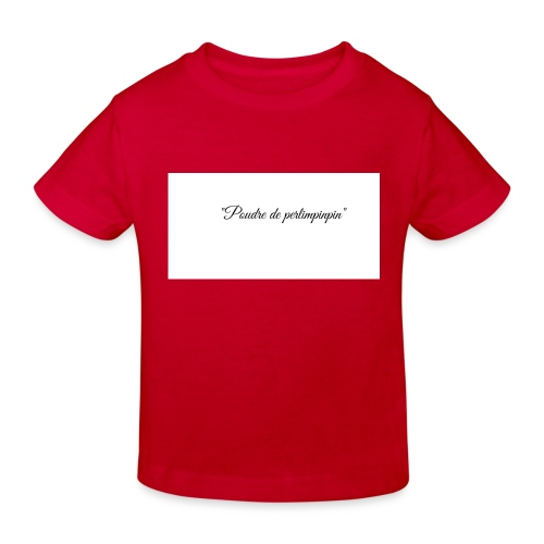 Happy - T-shirt bio Enfant
