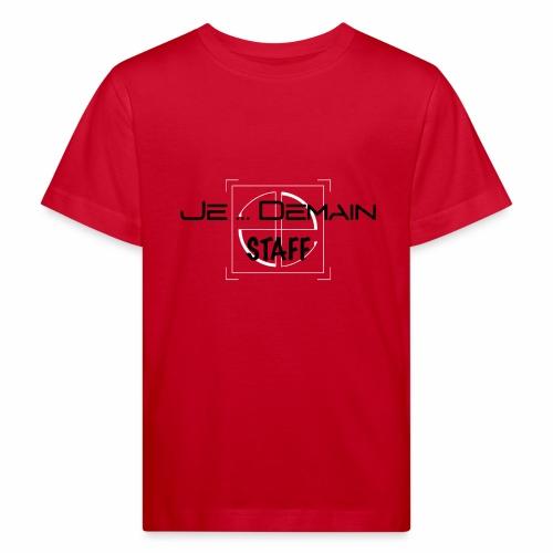 JE ... DEMAIN STAFF - T-shirt bio Enfant