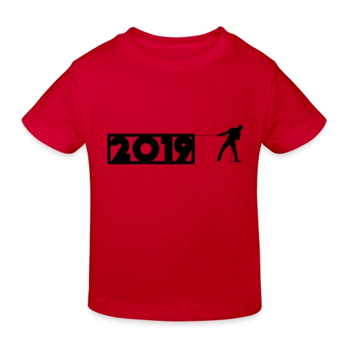 2019 - Kinder Bio-T-Shirt