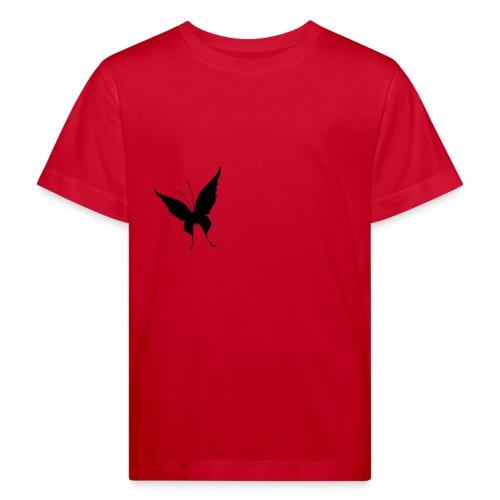 Schmetterling - Kinder Bio-T-Shirt