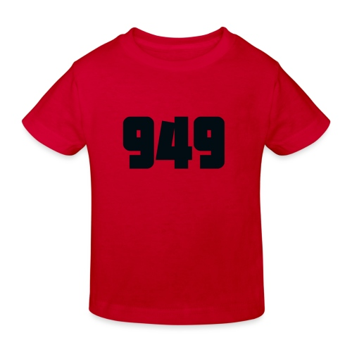 949black - Kinder Bio-T-Shirt