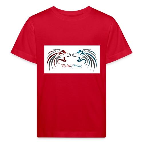 Jeffery - Økologisk T-skjorte for barn