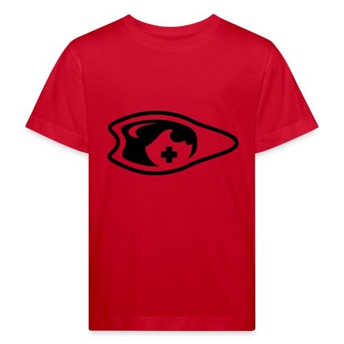 palme oeil lunette - T-shirt bio Enfant