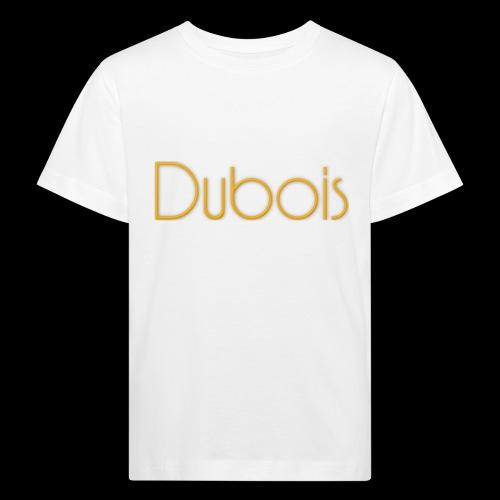 Dubois - Kinderen Bio-T-shirt