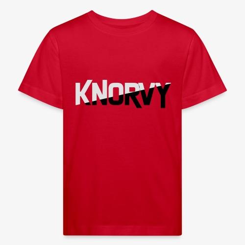 KNORVY - Kinderen Bio-T-shirt