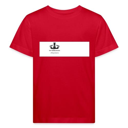 william - Kids' Organic T-Shirt