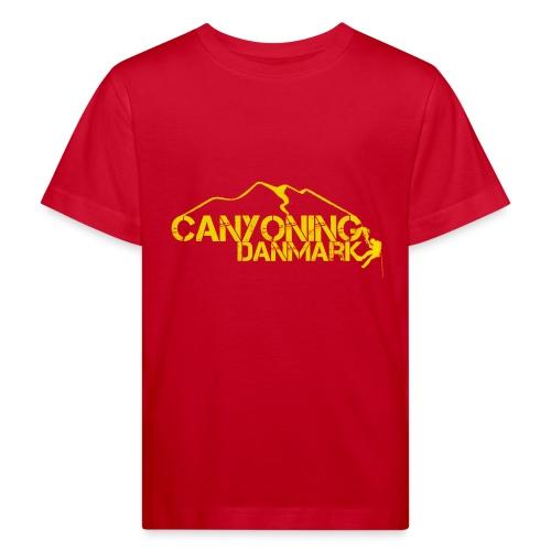 Canyoning Danmark - Organic børne shirt