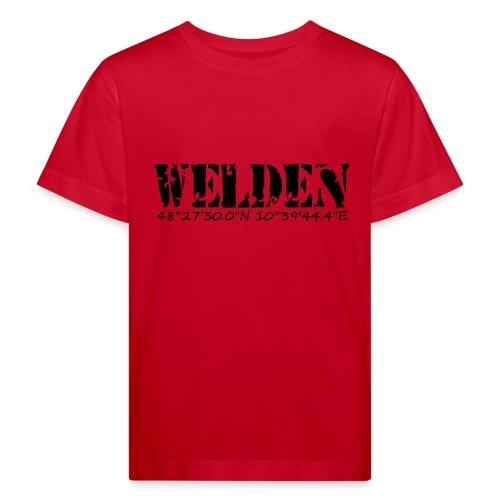 WELDEN_NE - Kinder Bio-T-Shirt