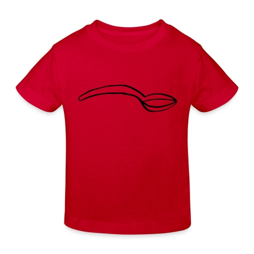 Spoon - Kids' Organic T-Shirt