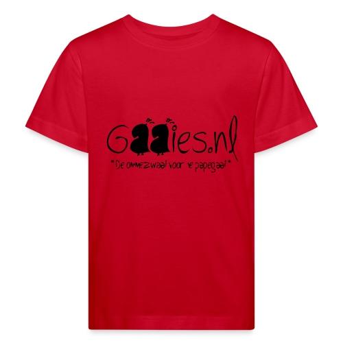 gaaies - Kinderen Bio-T-shirt