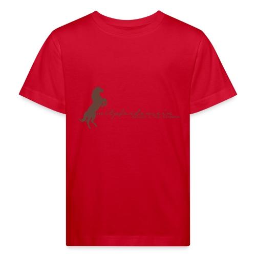 RU Font - Kinder Bio-T-Shirt