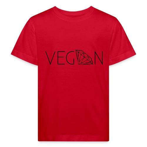vegan - T-shirt bio Enfant