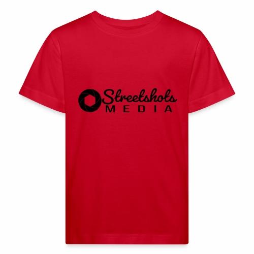 Streetshots Weißspread - Kinder Bio-T-Shirt