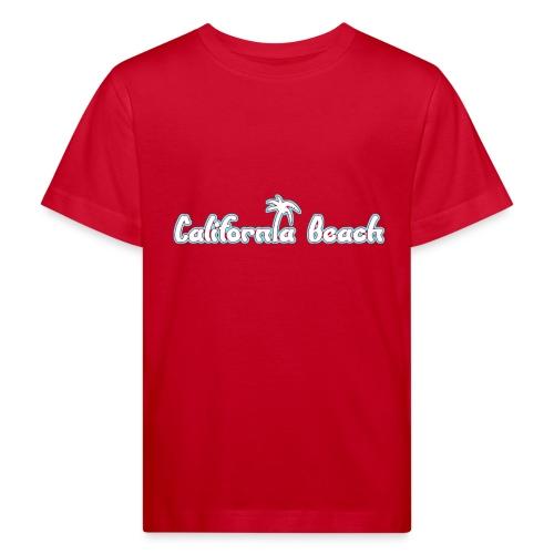 California Beach - Ekologisk T-shirt barn