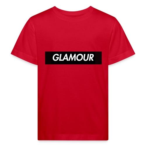 Glamour - Lasten luonnonmukainen t-paita