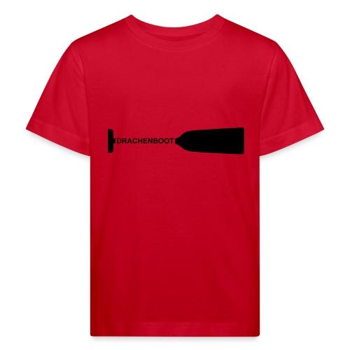 Drachenboot Paddel Drachenbootsport 1c - Kinder Bio-T-Shirt