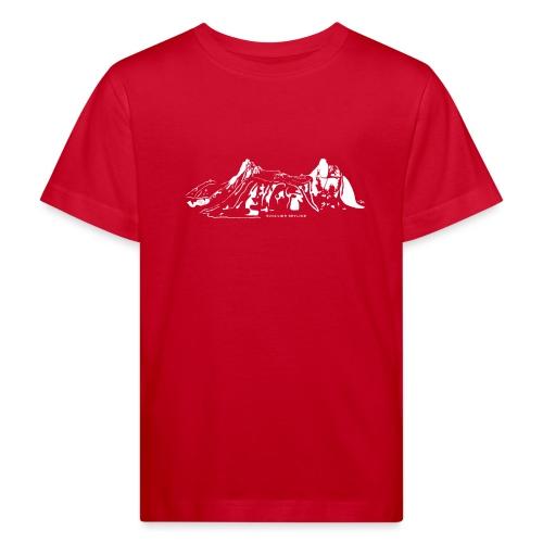svolvær Skyline - Økologisk T-skjorte for barn