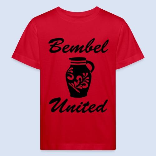 Bembel United Hessen - Kinder Bio-T-Shirt